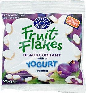 Fruit Flakes on Review