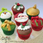12 days lunch box festive fun - baubles