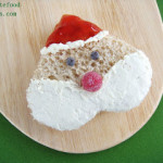 Father Christmas Sandwich