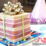 12 Days Festive Lunch box Fun - presents