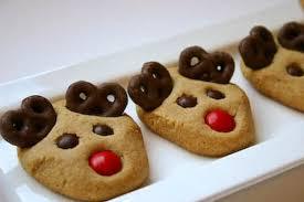 12 days of lunch box festive fun - reindeers