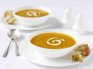 Lunch Box Idea 4 – Carrot and Coriander Soup