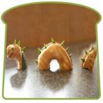 Lunch Box Ideas – Dragon Sandwich