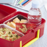 Lunch Box Idea 6 – Kids Couscous Salad Meal