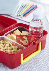 Lunch Box Idea 6 – Kids Couscous Salad Meal