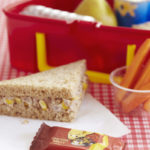 Lunch Box Idea 5 – Kids Tuna Mayo Meal