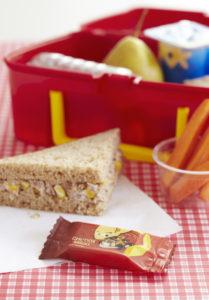 Lunch Box Idea 5 – Kids Tuna Mayo Meal