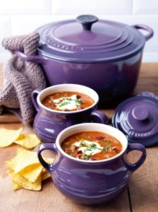Lunch Box Idea Day 2 – Heart Warming Beef and Chilli Bean Soup