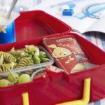 Lunch Box Idea 9 – Chicken Pasta Salad Kids Menu