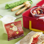 Lunch Box Idea 8 – Egg Tomato Pitta Kids Meal