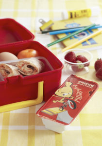 Lunch Box Idea 7 – Hummus And Carrot Wrap Kids Menu