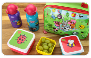 Lunch box A-Z - T for toddlers