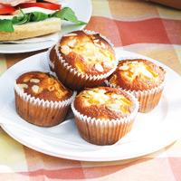 Lunch Box Idea 23 – Princes Peach Muffins