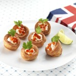 Lunch Box Idea 25 – Jubilee Pepper Chilli Cream Cheese Yorkshires