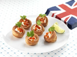 Jubilee Cream Cheese Yorkshires