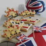 Lunch Box Idea 27 – Diamond Jubilee Shortbread Biscuits