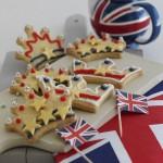 Lunch Box Idea 27 – Diamond Jubilee Shortbread Biscuits