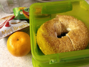 Lunchbox Dilemma : Not Bread Again…