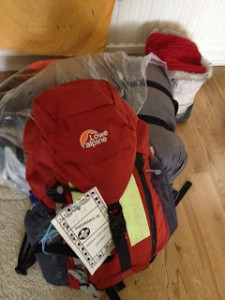 Packing Lunch for A Hike: Endurance 80