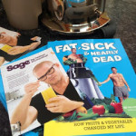 "Juicing with Joe Cross ""Fat, Sick and Nearly Dead"""