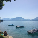 Family Hike Lake Annecy Part 2