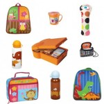 Lunchbox Colours of the Rainbow – ORANGE