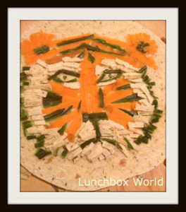 lunch less ordinary food art