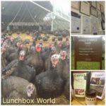 Lunch Box Idea 26 – Jubilee Celebration Sandwich Fit For Queen!
