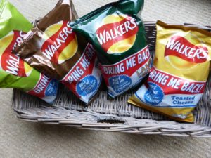 Walkers Crisps Bring It Back Competition Winners