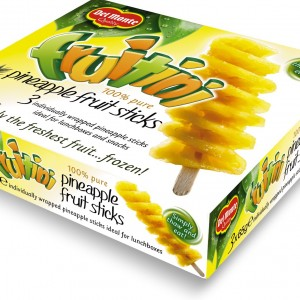 Brand New Fruitini Pineapple sticks On Review!