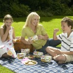 New competition! Win a stylish picnic rug and selection of Dole Fruit & Juice Pots!