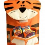 New competition: 5 readers could win groovy Stephen Joseph snack sack full of Sunny raisins!