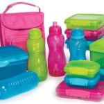 Lunchbox World Competition! FIVE Lucky Readers to Win Sistema Lunch Box Goodies