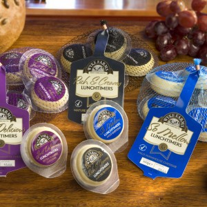 New competition! 5 tasty selection packs of Wyke Farms' cheeses up for grabs!