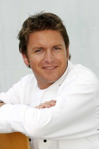 New competition! One lucky winner to win Celeb Chef James Martin goodies!