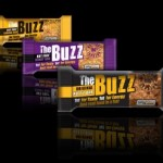 New Buzz Energy bars – great tasting, 100% natural – instantly refuel the body!