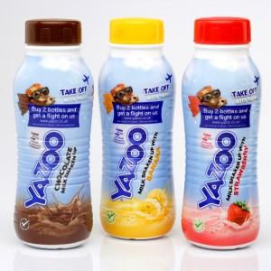 New competition: 3 lucky winners to win Yazoo Milkshakes!