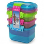 Fun Lunchboxes – Brand new Sistema KLIP IT Lunchboxes