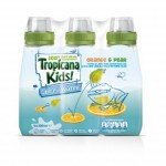 Kid's Lunchbox Drink -TROPICANA KIDS! Handy size fruit juice, available in all major supermarkets!