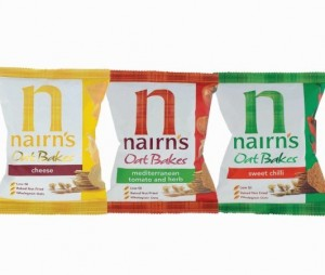 Guilt-free Nibbles for Your Lunchbox – nairn's Oat Bakes Review
