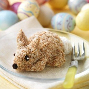 Honey Nut Shredded Wheat Bunnies