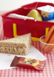 A Week's Menu of Healthy Lunch Boxes For Kids
