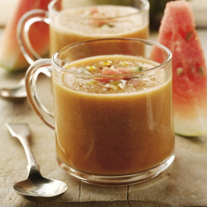 Andalusian Watermelon Gazpacho