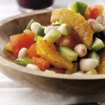 Andalusian Bean and Orange Salad