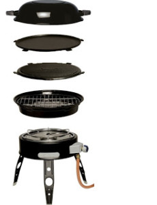 NEW Competition – Win A Portable BBQ by Calor – perfect this summer!