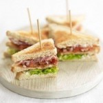 Children's Club Sandwich