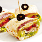 Club Sandwich Wrap