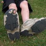 The BMB Carnival: Hello Mr Big Toe! A Touch of Imperfect Parenting!