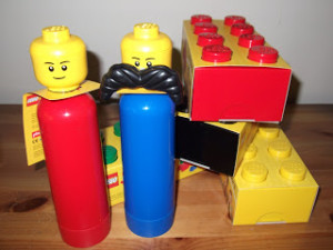 Gallery – LEGO lunch box mistachioed!