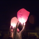 New Year Lanterns Full of Hope…